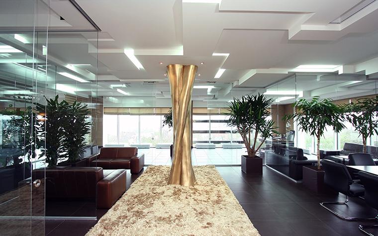 Дизайн офиса. офисы из проекта , фото №34581