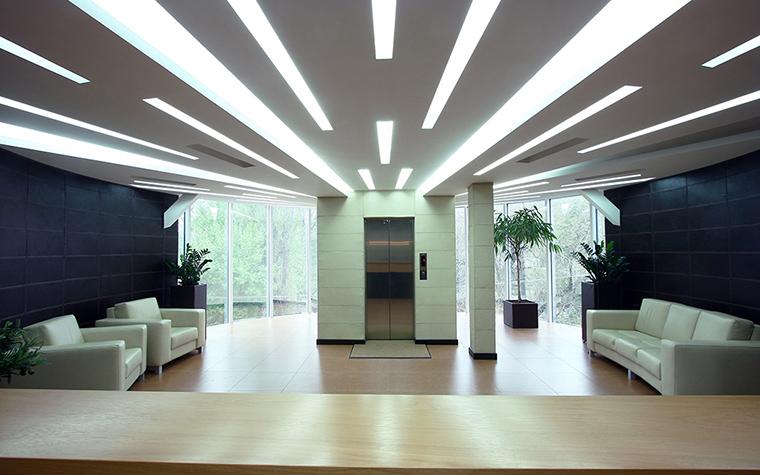 Дизайн офиса. офисы из проекта , фото №34587