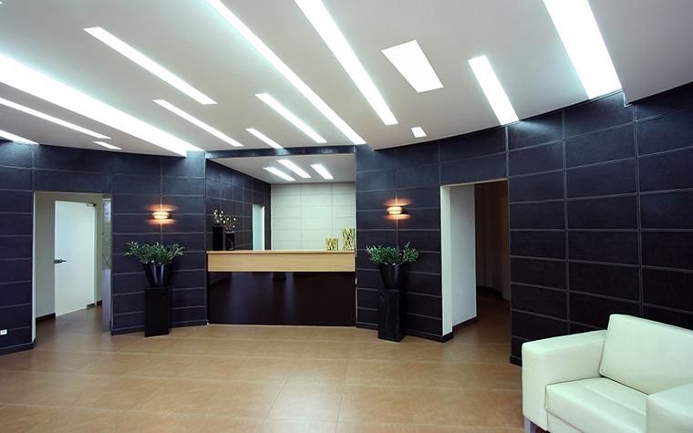 Дизайн офиса. офисы из проекта , фото №34589