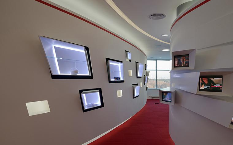 Дизайн офиса. офисы из проекта , фото №34805