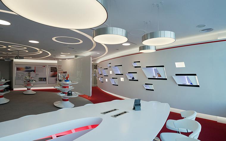 Дизайн офиса. офисы из проекта , фото №34809
