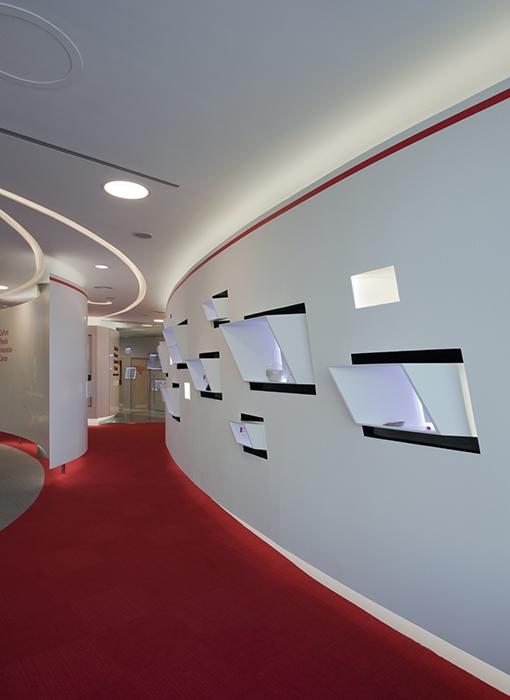 Дизайн офиса. офисы из проекта , фото №34810