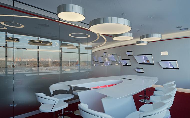 Дизайн офиса. офисы из проекта , фото №34812