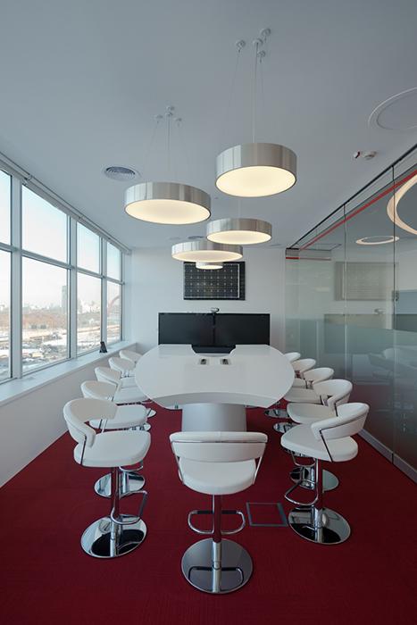 Дизайн офиса. офисы из проекта , фото №34813