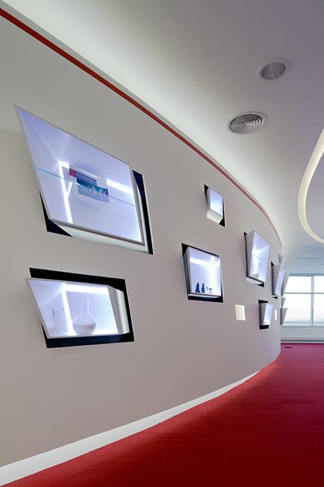 Дизайн офиса. офисы из проекта , фото №34797