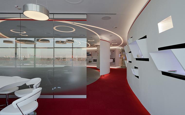 Дизайн офиса. офисы из проекта , фото №34814