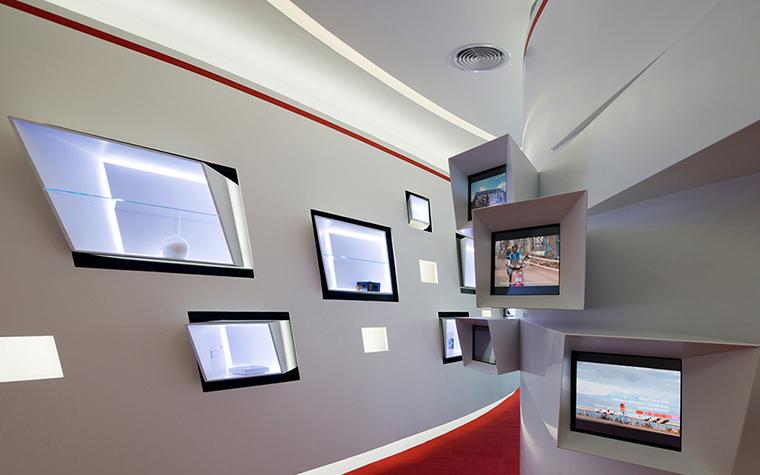 Дизайн офиса. офисы из проекта , фото №34798