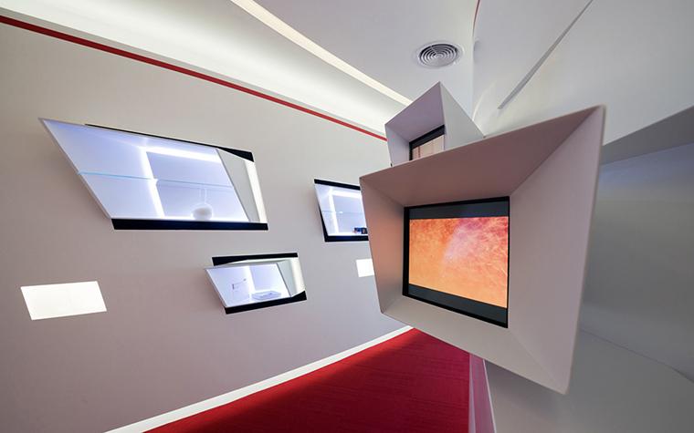 Дизайн офиса. офисы из проекта , фото №34799
