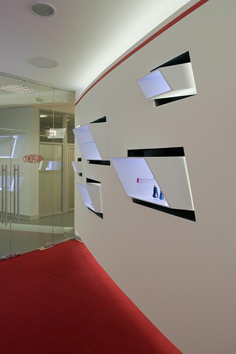 Дизайн офиса. офисы из проекта , фото №34801