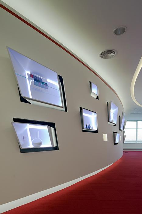 Дизайн офиса. офисы из проекта , фото №34802