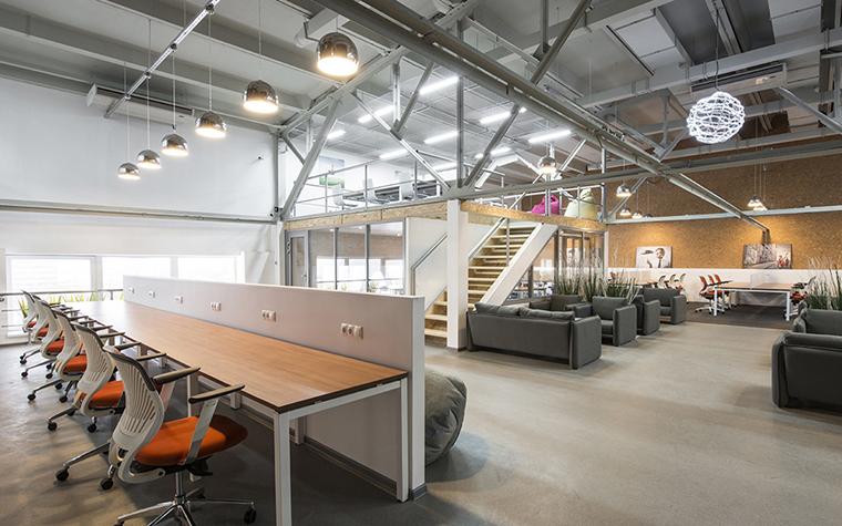 Фото № 35372 офисы  Дизайн офиса