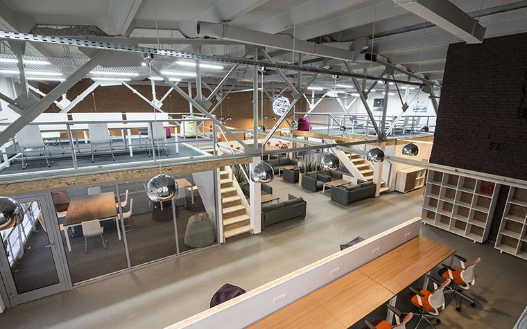 Фото № 35379 офисы  Дизайн офиса