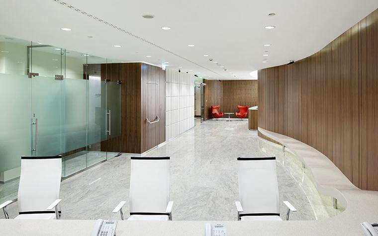 Дизайн офиса. офисы из проекта , фото №35453