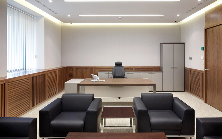 Дизайн офиса. офисы из проекта , фото №35464