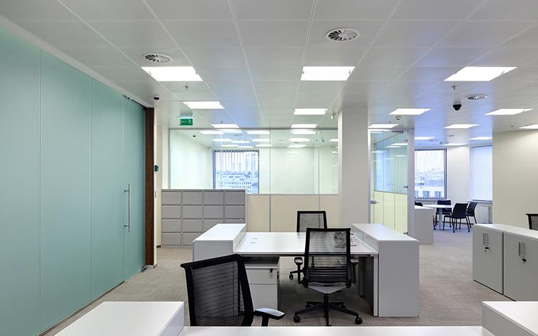 Дизайн офиса. офисы из проекта , фото №35465