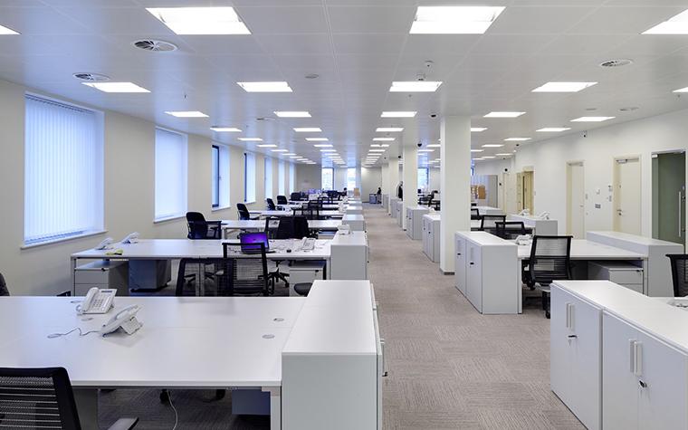 Фото № 35466 офисы  Дизайн офиса