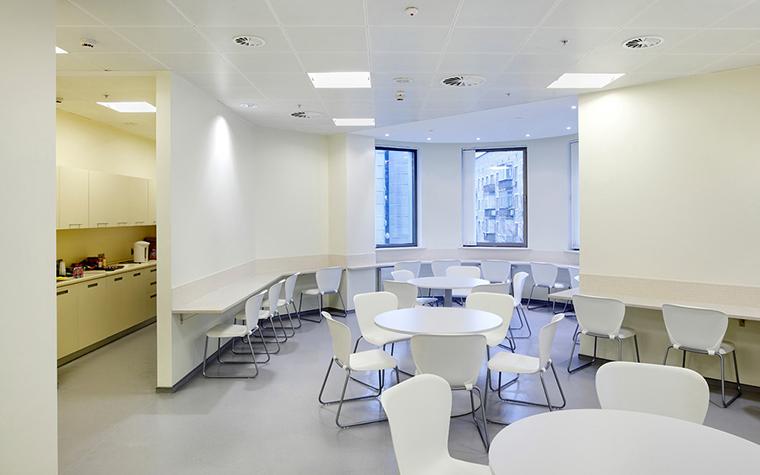 Дизайн офиса. офисы из проекта , фото №35467