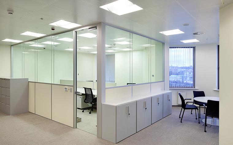 Дизайн офиса. офисы из проекта , фото №35468