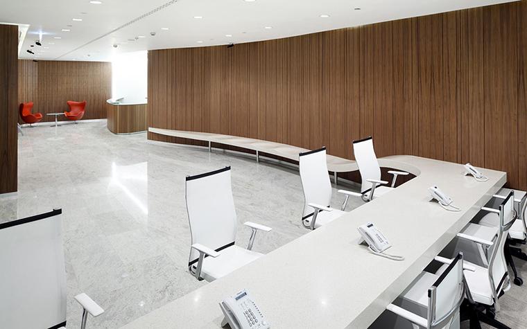 Дизайн офиса. офисы из проекта , фото №35455