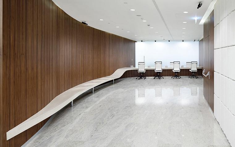 Дизайн офиса. офисы из проекта , фото №35456