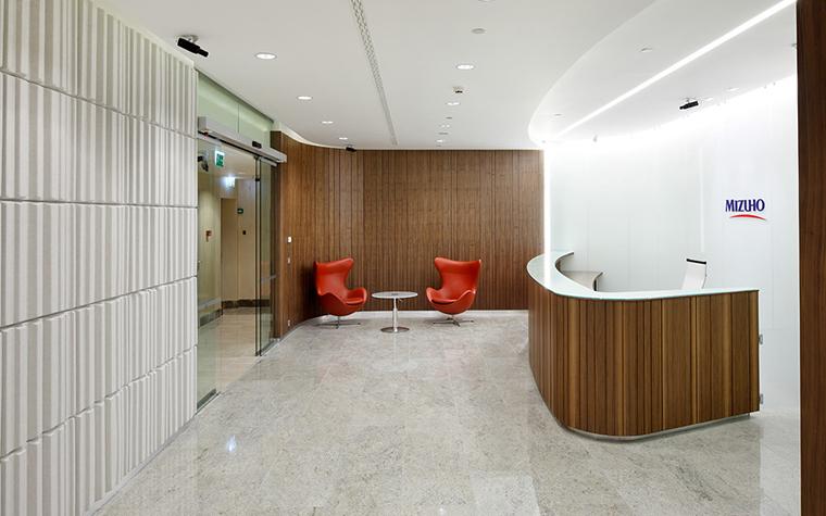 Дизайн офиса. офисы из проекта , фото №35459