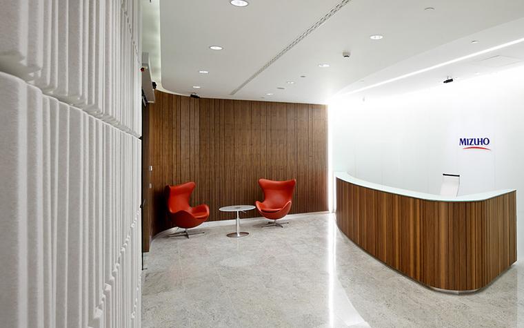 Дизайн офиса. офисы из проекта , фото №35460