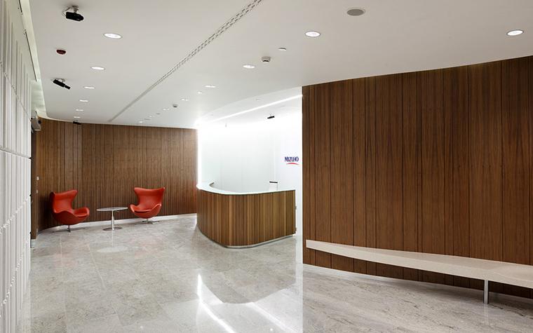 Дизайн офиса. офисы из проекта , фото №35461