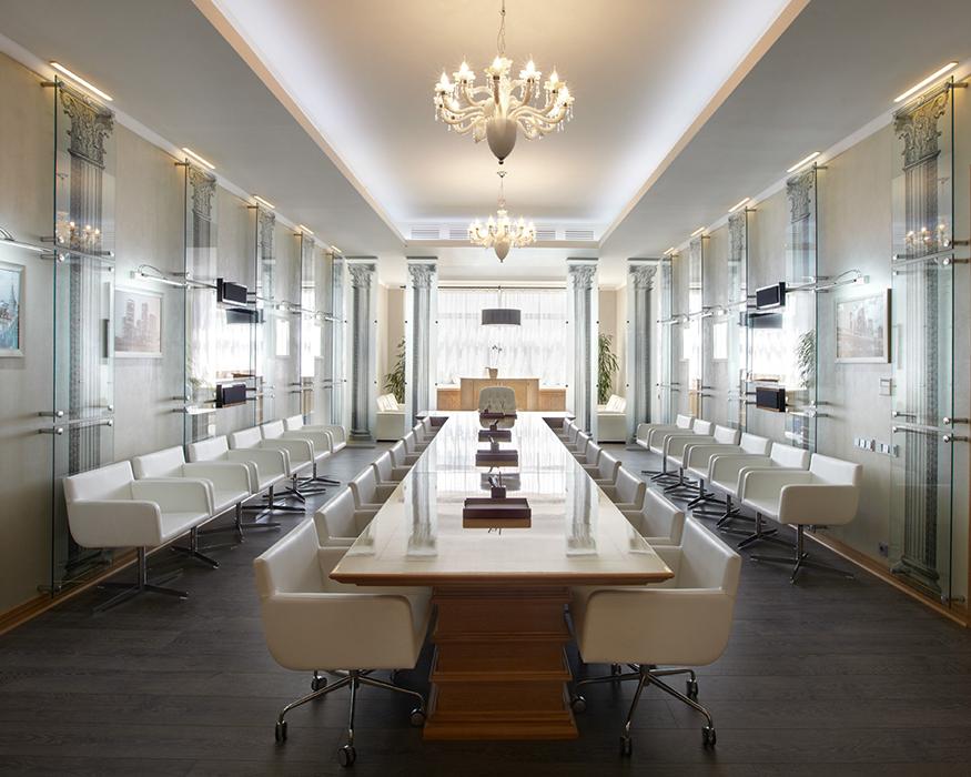 Дизайн офиса. офисы из проекта , фото №35482