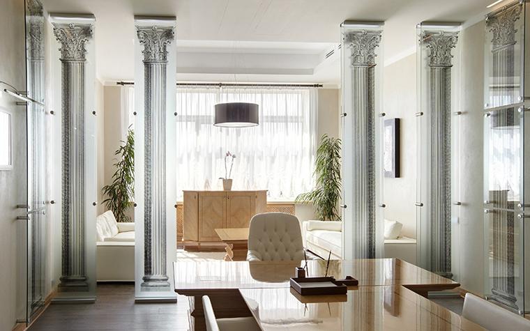 Дизайн офиса. офисы из проекта , фото №35484