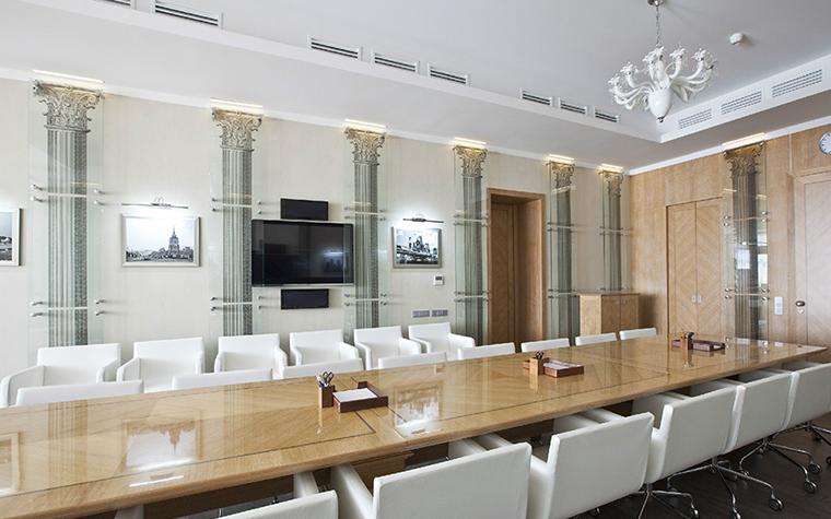 Дизайн офиса. офисы из проекта , фото №35485