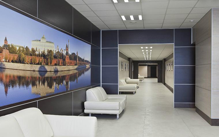 Дизайн офиса. офисы из проекта , фото №35490