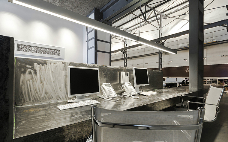 Дизайн офиса. офисы из проекта , фото №35764