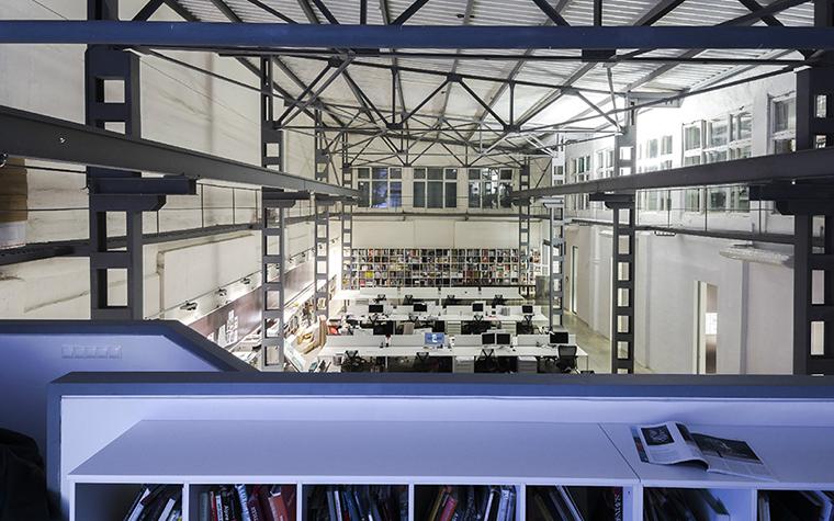 Дизайн офиса. офисы из проекта , фото №35756