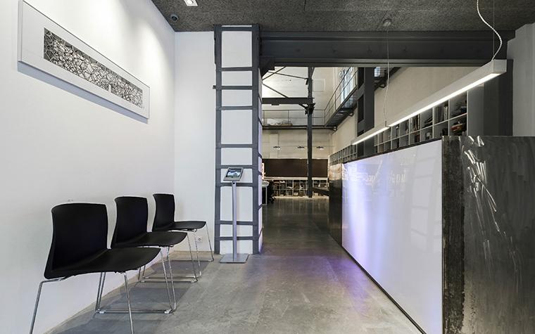 Дизайн офиса. офисы из проекта , фото №35763