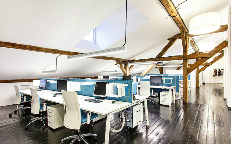 Фото № 35982 офисы  Дизайн офиса