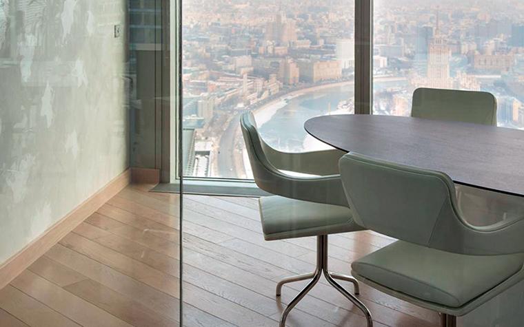 Дизайн офиса. офисы из проекта , фото №36236