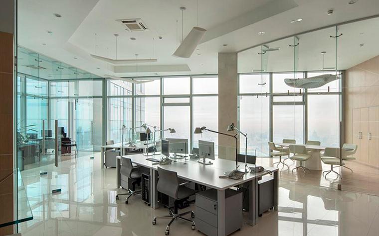 Дизайн офиса. офисы из проекта , фото №36219