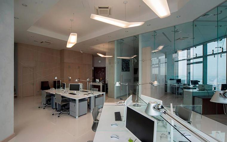 Дизайн офиса. офисы из проекта , фото №36220