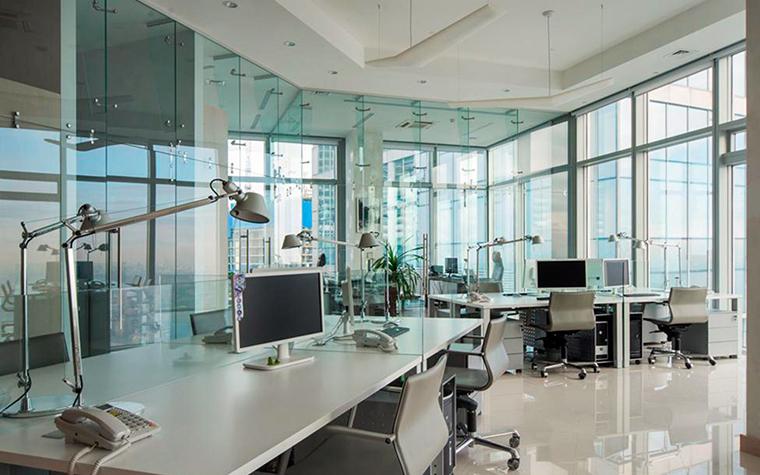 Дизайн офиса. офисы из проекта , фото №36221