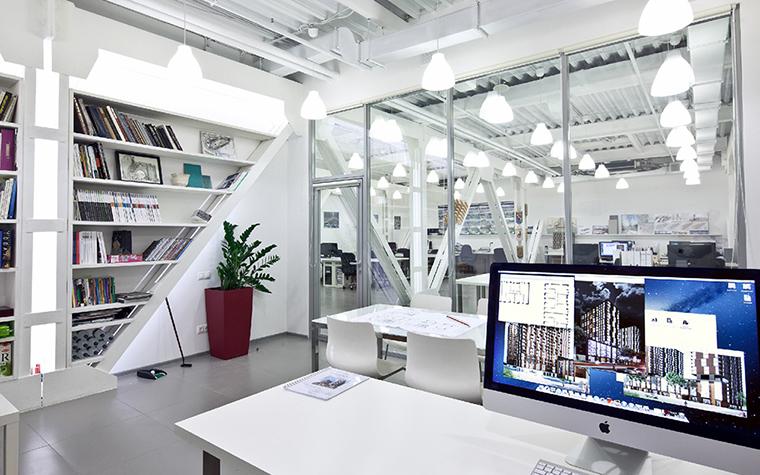 Фото № 36568 офисы  Дизайн офиса