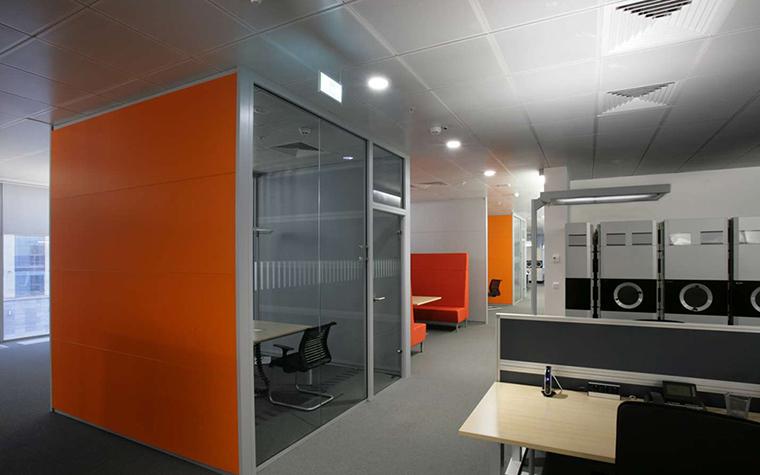 Дизайн офиса. офисы из проекта , фото №38597