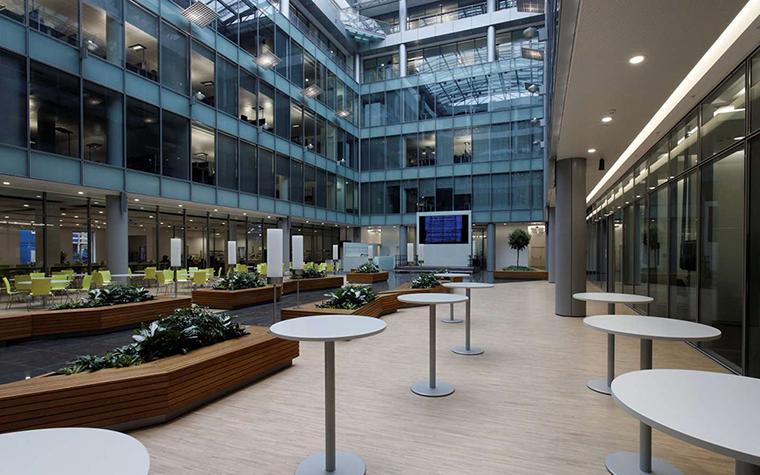 Дизайн офиса. офисы из проекта , фото №38608