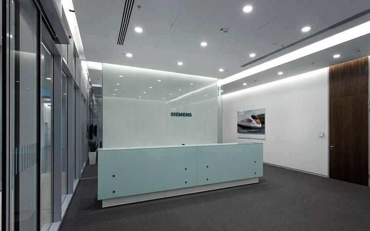 Дизайн офиса. офисы из проекта , фото №38609