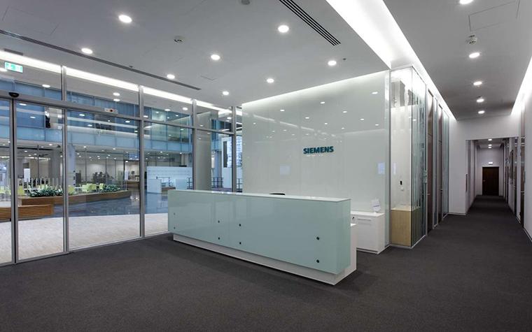 Дизайн офиса. офисы из проекта , фото №38610