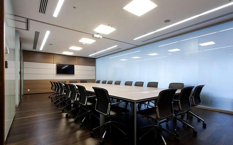 Дизайн офиса. офисы из проекта , фото №38612