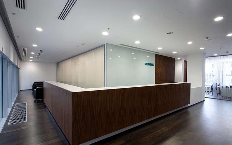 Дизайн офиса. офисы из проекта , фото №38613
