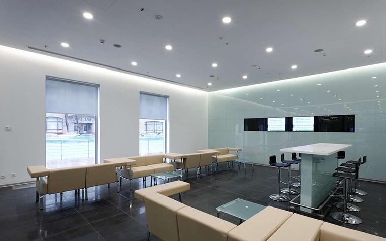 Дизайн офиса. офисы из проекта , фото №38615