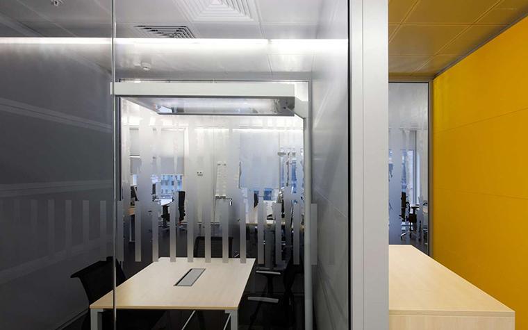 Дизайн офиса. офисы из проекта , фото №38599
