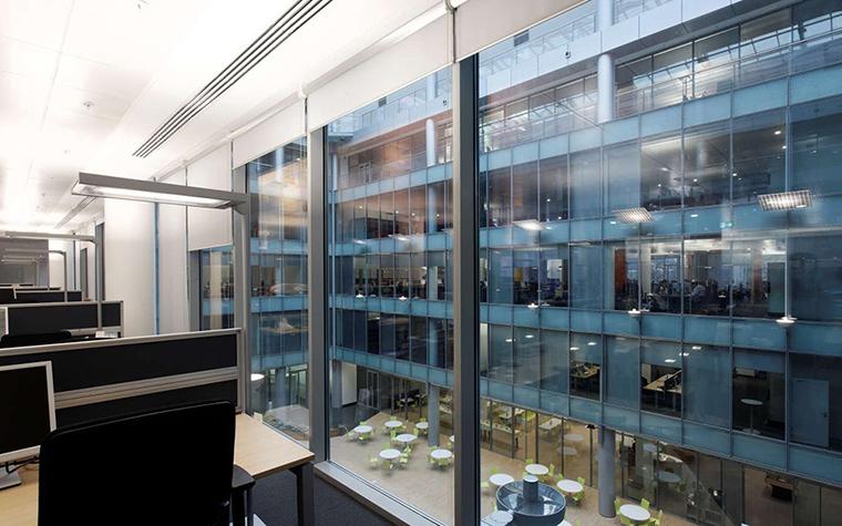 Дизайн офиса. офисы из проекта , фото №38600