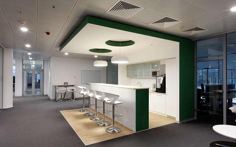 Дизайн офиса. офисы из проекта , фото №38601